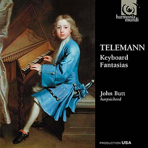 Telemann: Keyboard Fantasias