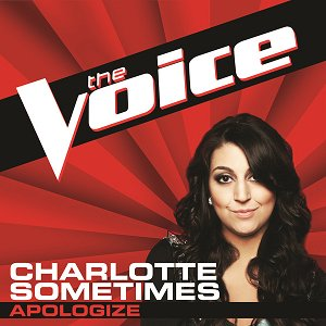 Apologize (The Voice Performance) - Single