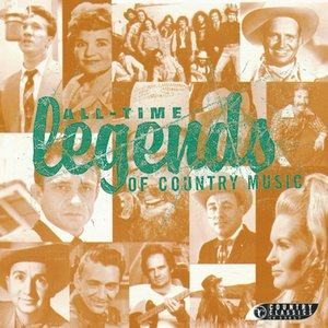 All-Time Legends Of Country Music