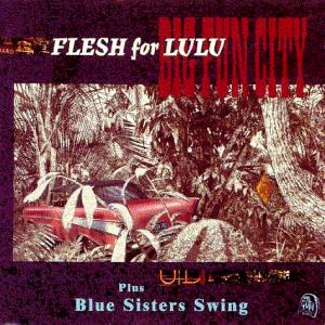 Big Fun City Blue Sisters Swing