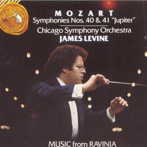 """Mozart: Symphony No. 40 / Symphony No. 41 (""""Jupiter"""")"""