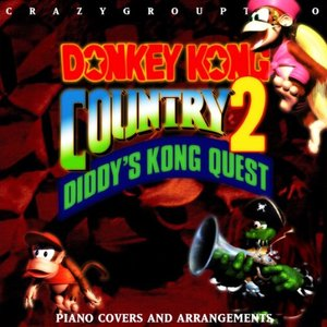 Donkey Kong Country 2: On Piano