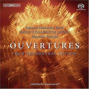 Johann Sebastian Bach: 4 Orchestral Suites, BWV 1066-1069