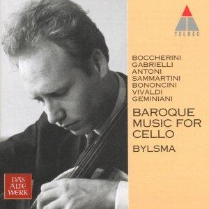 Baroque Music for Cello