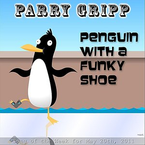 Penguin With A Funky Shoe