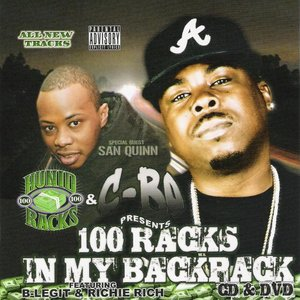 Hunid Racks In My Backpack