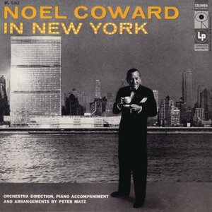 Noël Coward in New York