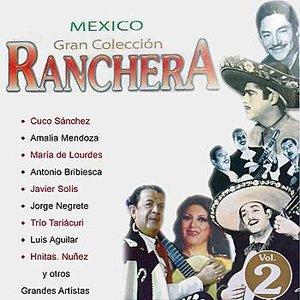 Mexico Gran Colección Ranchera - Amalia Mendoza