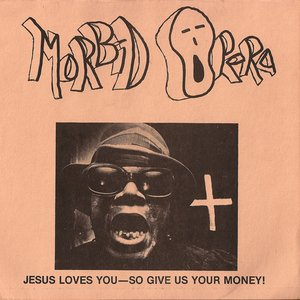 Jesus Loves You - So Give Us Your Money