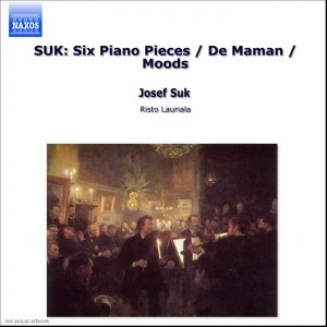 SUK: Six Piano Pieces / De Maman / Moods
