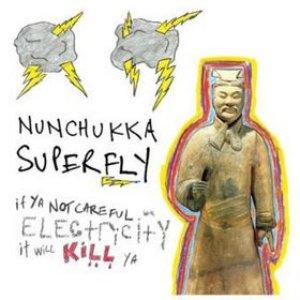 If Ya Not Careful With Electricity It Will Kill Ya