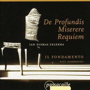 Zelenka: De Profundis, Misere & Requiem