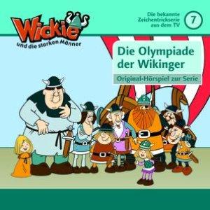 07: Wickie und die starken Männer [Die Olympiade der Wikinger]