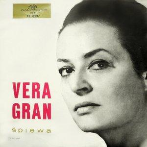 Vera Gran śpiewa