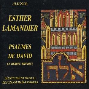 Psaumes de David en hébreu biblique