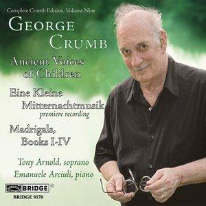 George Crumb Edition, Vol. 9