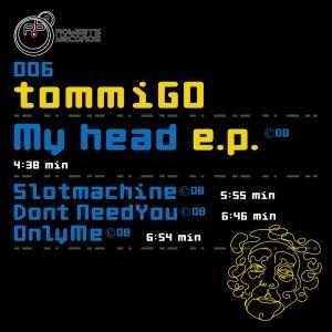 My Head E.P.