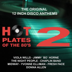 Hot Plate 2 - Volume 2