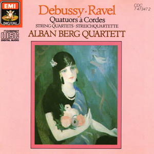 Debussy & Ravel: String Quartets & Stravinsky: 3 Pieces, Concertino & Double Canon