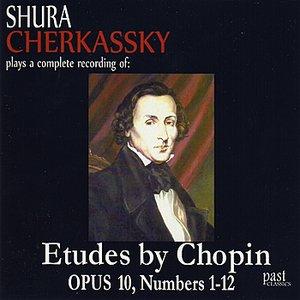 Chopin: Etudes, Opus 10, Numbers 1-12
