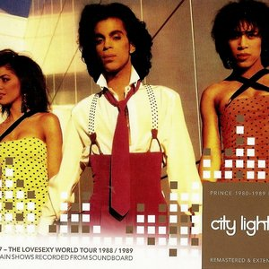 City Lights Remastered And Extended Volume 7: The Lovesexy World Tour 1988/1989