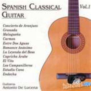 Spanish Classical Guitar 1