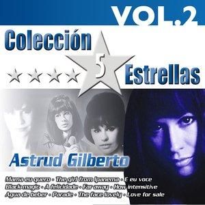 Colección 5 Estrellas. Astrud Gilberto. Vol.2