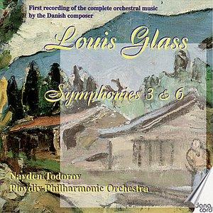 Louis Glass: Symphonies Vol. 2