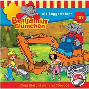 Folge 109 - Benjamin Blümchen als Baggerfahrer