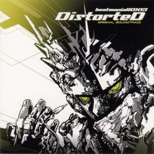 beatmania IIDX 13 DistorteD Original Soundtrack