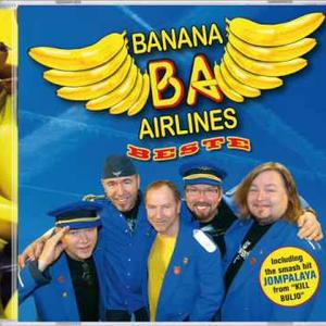 Banana Airlines - En Glad Calypso Om Våren