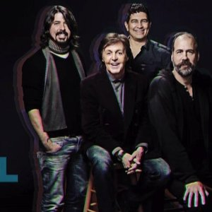 Avatar for Paul McCartney, Dave Grohl, Krist Novoselic & Pat Smear