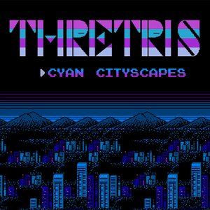 Cyan Cityscapes