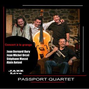 Concert à la grange (feat. Jean Bernard Oury, Jean Michel Orcel, Stéphane Massé & Alain Antoni) [Live]
