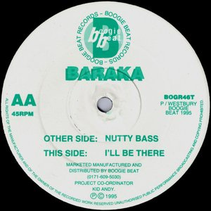Nutty Bass / I'll Be There