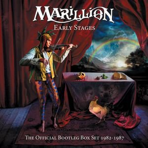 Early Stages: Official Bootleg Box Set 1982-1987