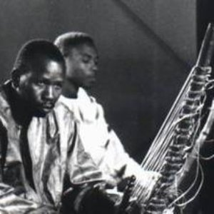Image for 'Toumani Diabaté with Ballake Sissoko'