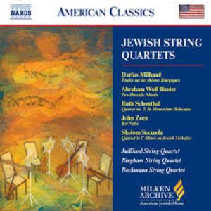 Jewish String Quartets