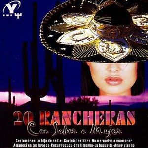 20 Rancheras Con Sabor A Mujer