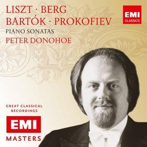 Liszt, Berg, Bartók & Prokofiev: Piano Sonatas