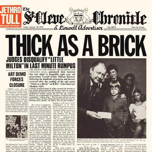 Image for 'Thick as a Brick'
