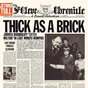 Bild für 'Thick as a Brick'