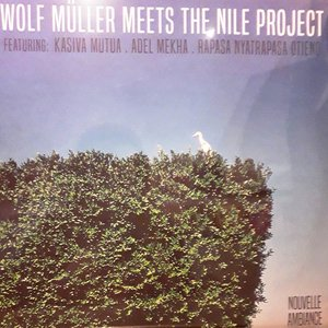 Wolf Müller meets the Nile Project