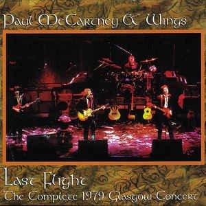 Last Flight:The Complete 1979 Glasgow Concert