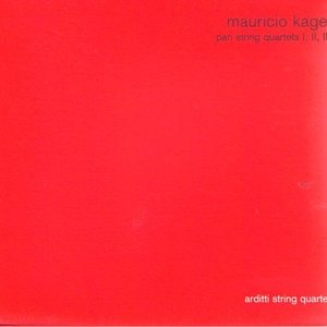 Image for 'String Quartet I [1965-67] Pan [1985] For Piccolo & String Quartet, String Quartets II, III'