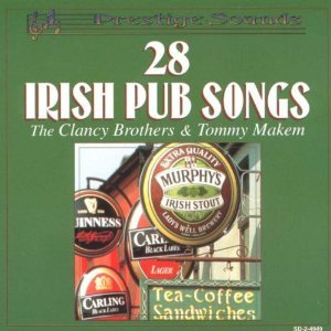 28 Irish Pub Songs