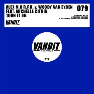 Аватар для Alex M.O.R.P.H. & Woody van Eyden Feat. Michelle Citrin