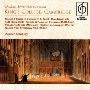 Organ Favourites from King's College, Cambridge