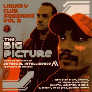 Liquid V: Club Sessions, Vol. 2 (Mixed by Artificial Intelligence)