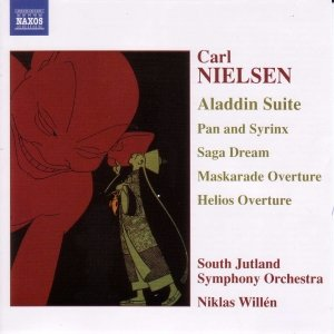 NIELSEN: Aladdin Suite / Pan and Syrinx / Helios Overture